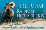Tourism Radium Hot Springs